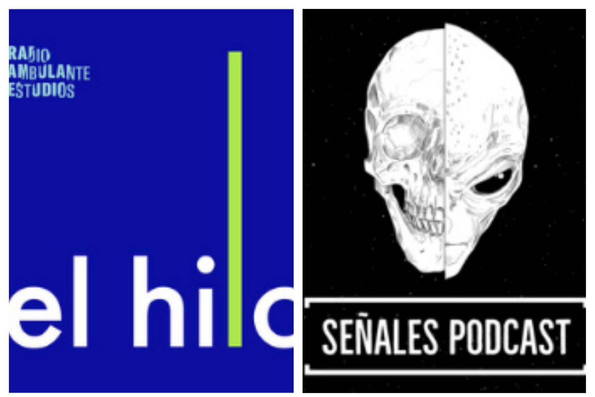 5 podcasts que te harán más ligera la cuarentena