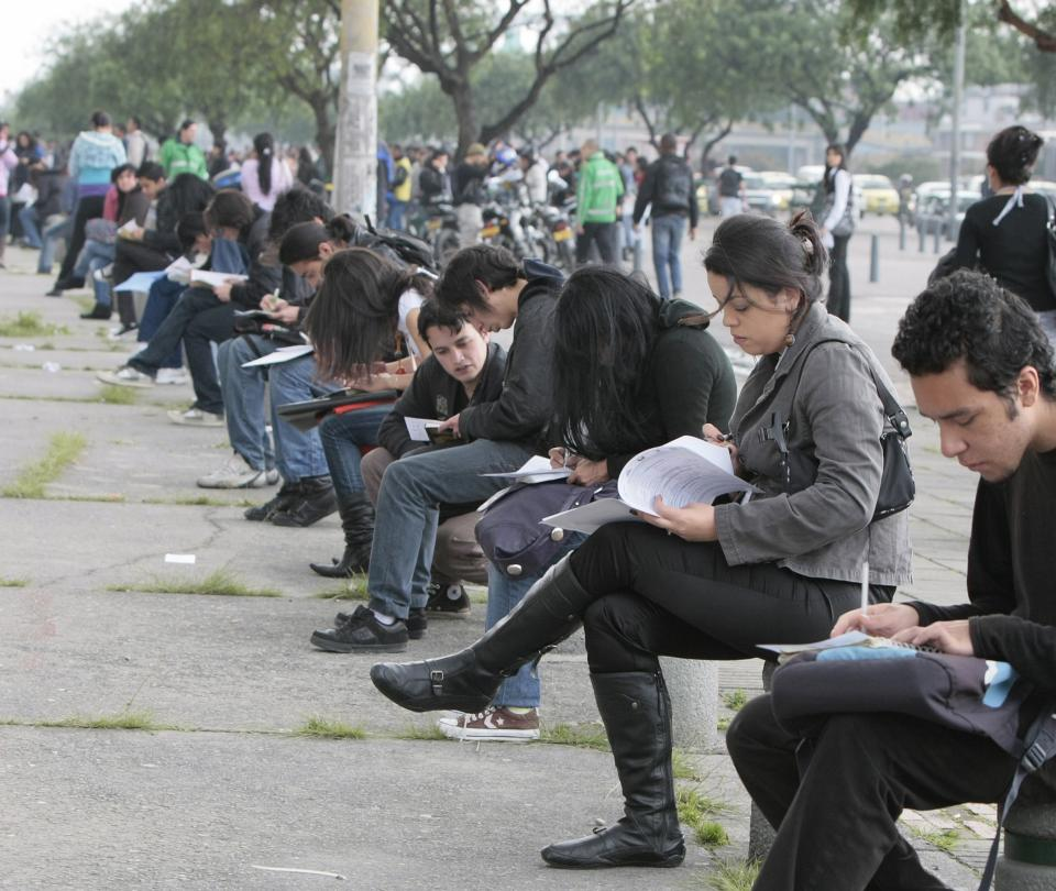 Análisis desempleo: por coronavirus, tendencia hasta febrero ya no será comparable en marzo - Sectores - Economía