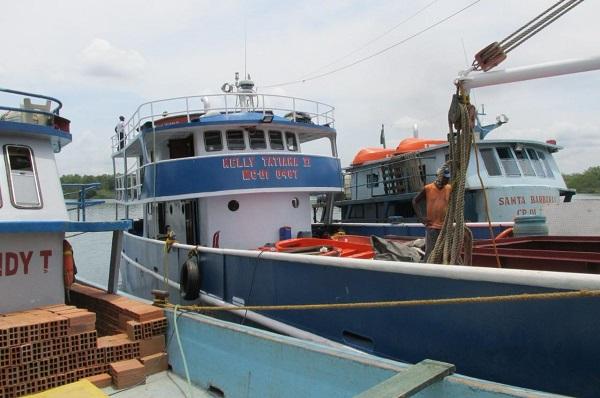 Barcos de Cabotaje Buenaventura