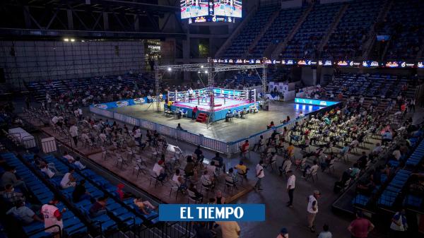 Cómo fue la velada boxística en managua en medio del coronavirus - Otros Deportes - Deportes