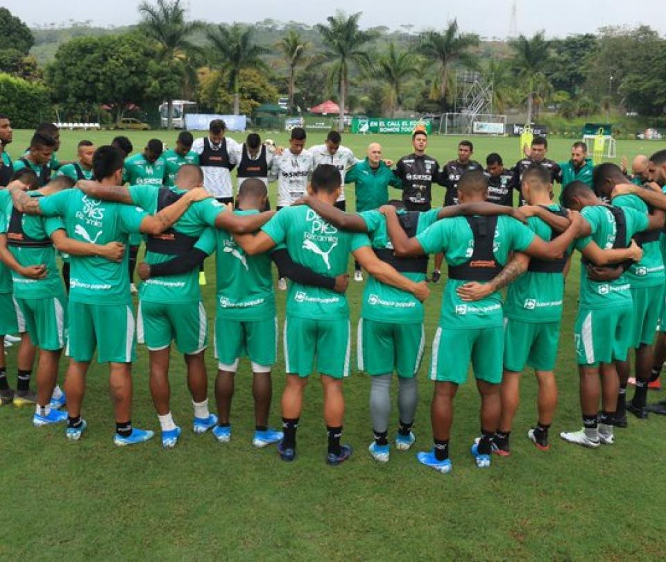 Cali hoy: así entrenan los jugadores en época en la cuarentena en Colombia   Futbol Colombiano   Liga BetPlay