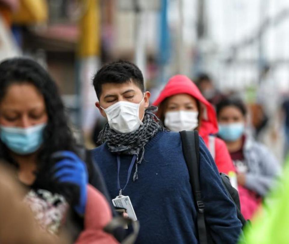 Coronavirus Colombia hoy: EN VIVO casos, muertos, contagiados, vacunaa, noticias coronavirus en Colombia   Martes 14 de abril   Economía