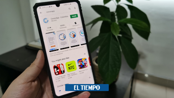 Coronavirus en Colombia: CoronApp servirá como pasaporte en las calles - Apps - Tecnología