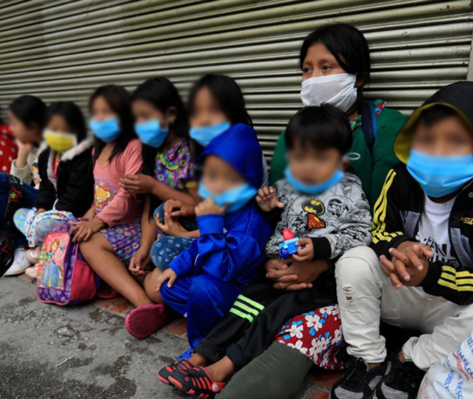 Coronavirus: retos sociales para atender en la emergencia - Gobierno - Política
