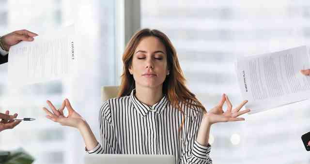 ¿Cómo manejar el estrés del telerabajo?