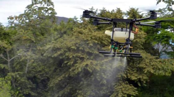 Drones en Colombia