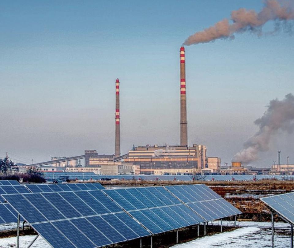 Efectos del coronavirus en el sector energético y el medio ambiente | Infraestructura | Economía
