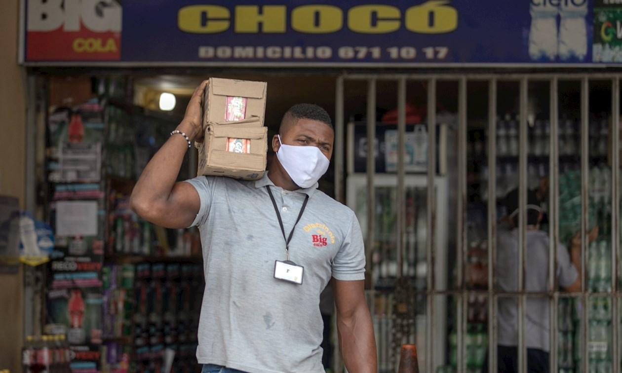 El Chocó, un punto crítico en el mapa del coronavirus en Colombia