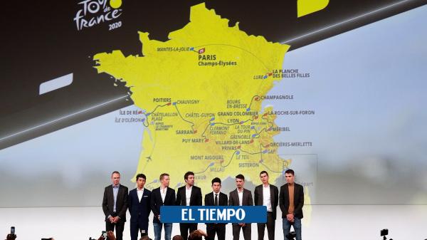 Ministra del deporte de Francia dijo que si no había Tour no era el fin del mundo - Ciclismo - Deportes