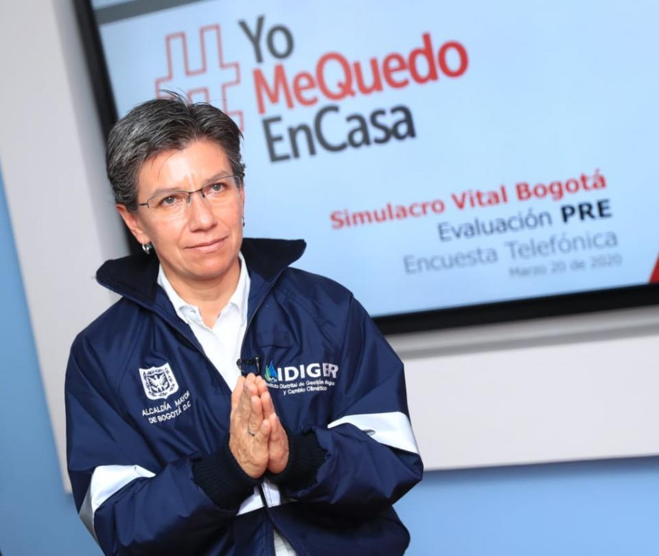 Noticias coronavirus | Claudia López choca con el Gobierno sobre retorno de trabajadores | Economía