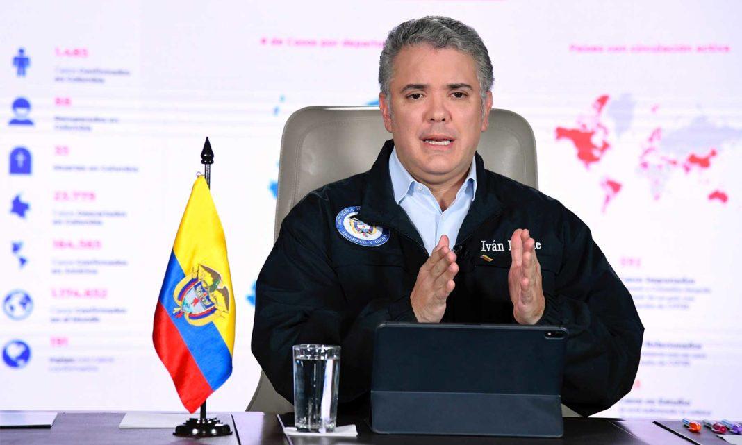 Coronavirus, COVID-19, Prevención y Acción, salud, virus, pandemia, OMS, Iván Duque, Presidente Duque, Presidencia de Colombia,