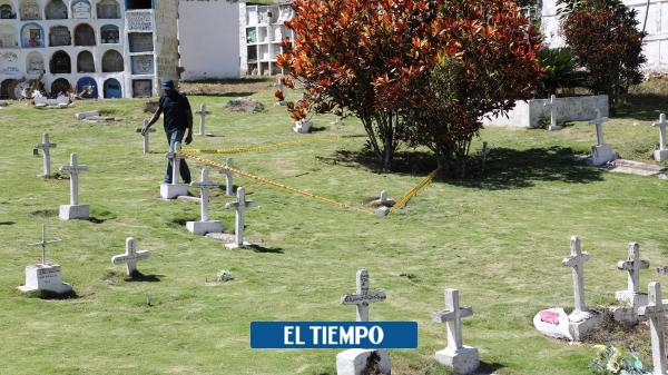 Primer muerto por coronavirus en Medellín, Antioquia - Medellín - Colombia