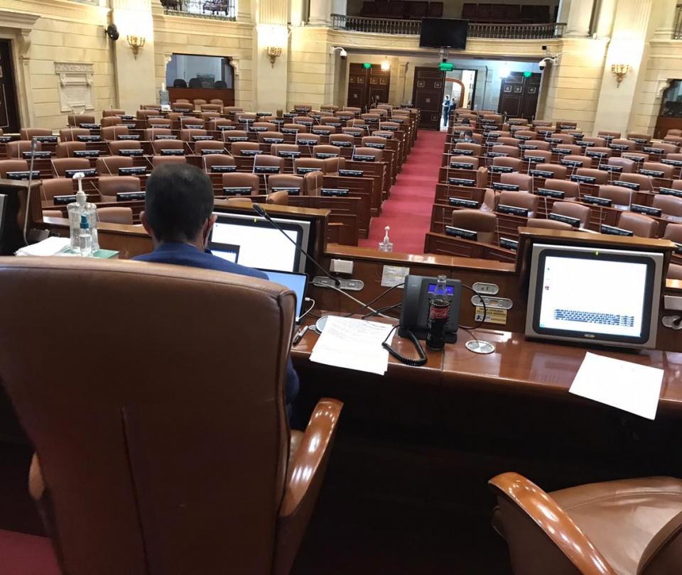 Qué ha sido lo bueno y lo malo de las sesiones virtuales del Congreso - Congreso - Política