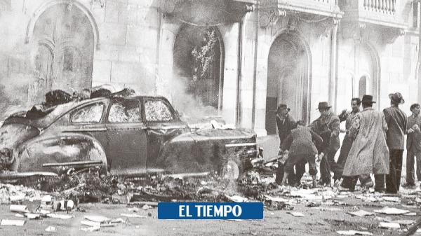 Qué pasó el 9 de abril de 1948 día del Bogotazo - Partidos Políticos - Política