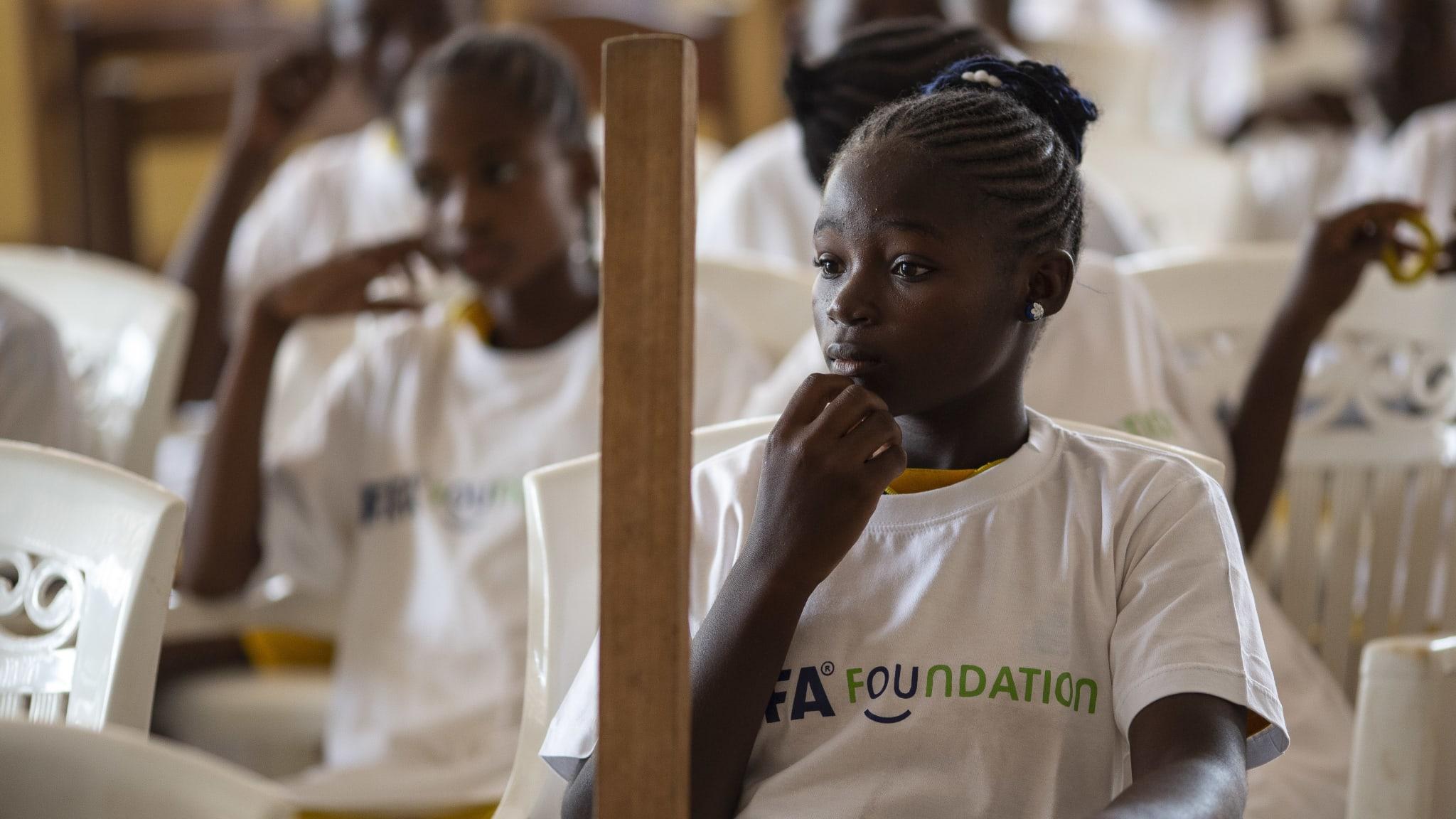 Quiénes somos - Noticias - La Fundación FIFA llama a utilizar la tecnología para apoyar las necesidades educativas de la niñez