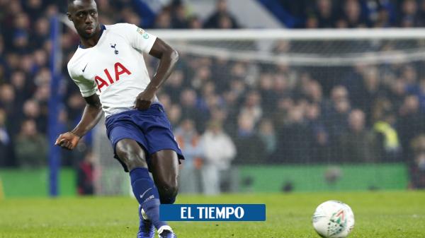 Tottenham de Dávinson Sánchez regresa a entrenamientos individualizados - Fútbol Internacional - Deportes