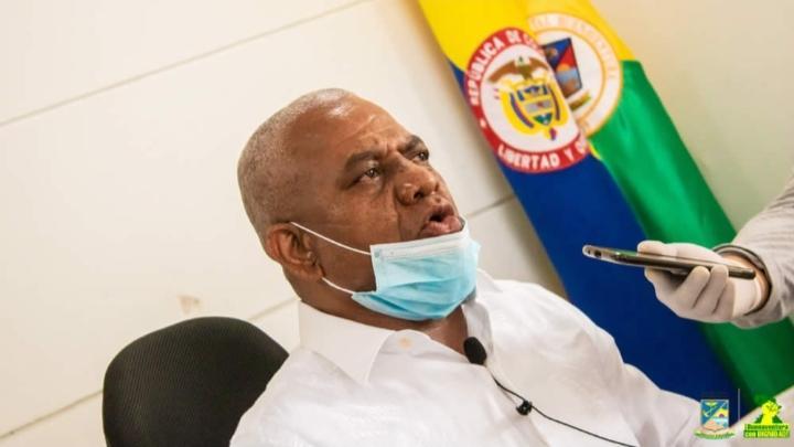 Ulpiano Riascos, secretario de Gobierno distrital de Buenaventura