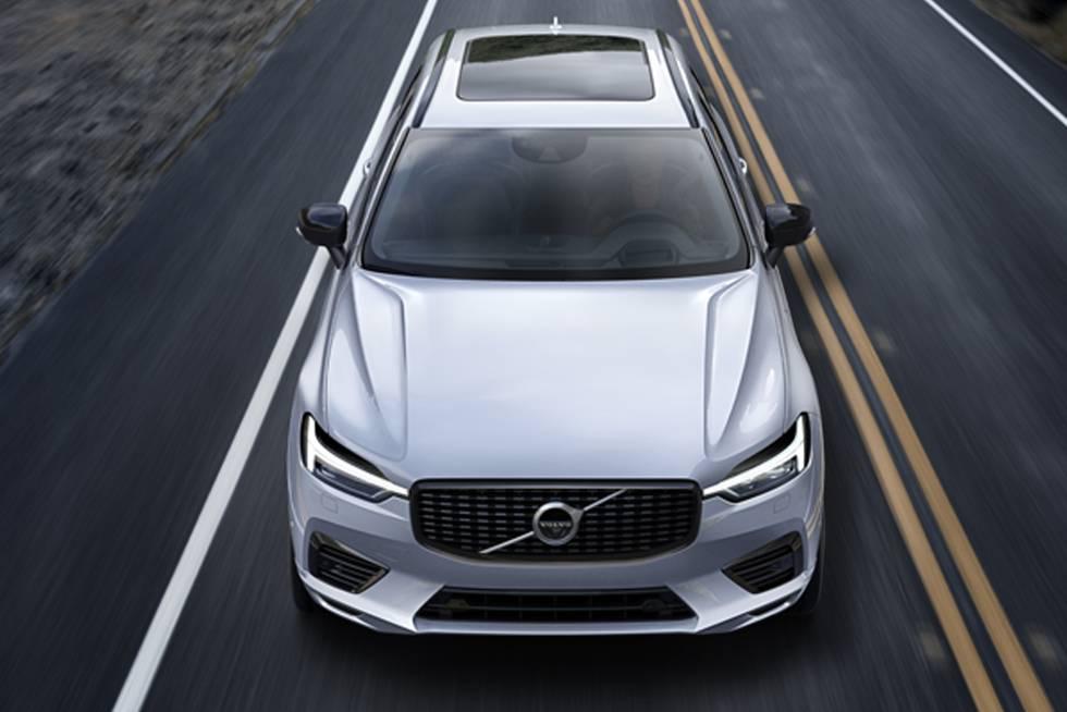 Volvo XC60 Recharge: ¿El coche más seguro del mundo?   Tecnología