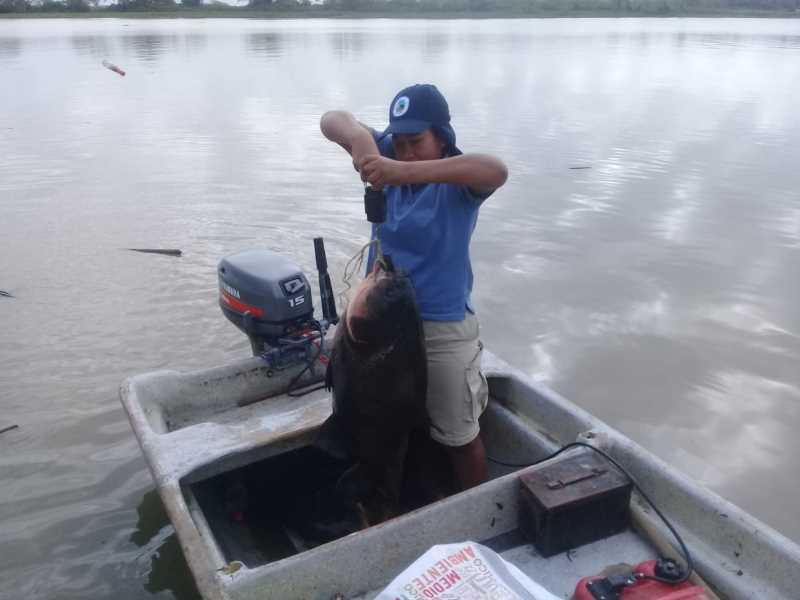 Monitoreo pesquero en el chocó