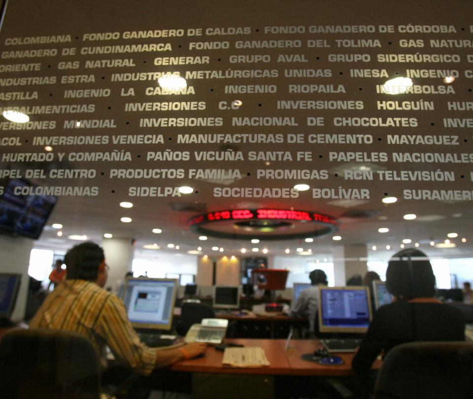 Acciones colombianas, entre las más golpeadas del mundo | Economía