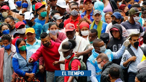 Balance de la cuarentena en Colombia por coronavirus y fallas - Salud
