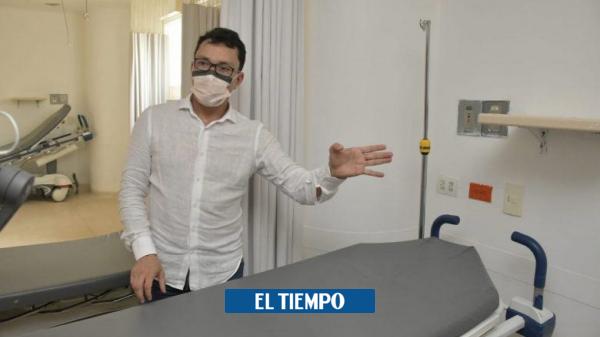 Coronavirus en Colombia: Ocupación de camas de UCI en el Magdalena superó el 80 por ciento - Otras Ciudades - Colombia
