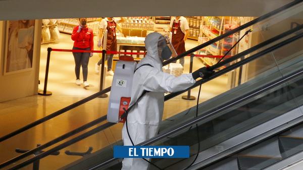 Coronavirus en Colombia: casos en Cartagena y Medellín - Medellín - Colombia