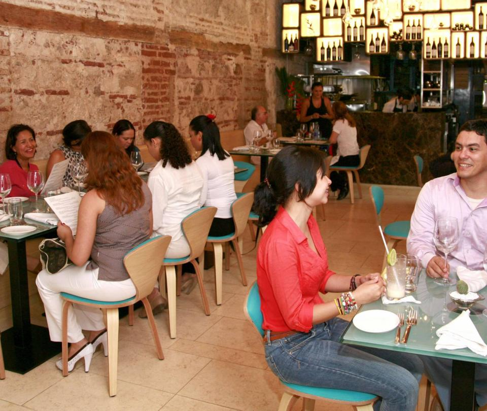 Cuarentena en Colombia: condiciones en que reabren puertas los restaurantes - Sectores - Economía