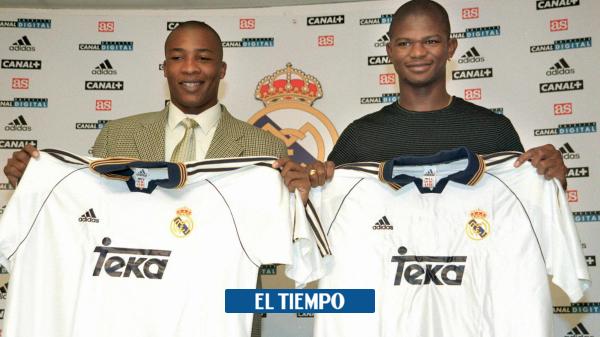 Edwin Congo: Perfil del exjugador de Real Madrid investigado por narcotráfico - Fútbol Internacional - Deportes