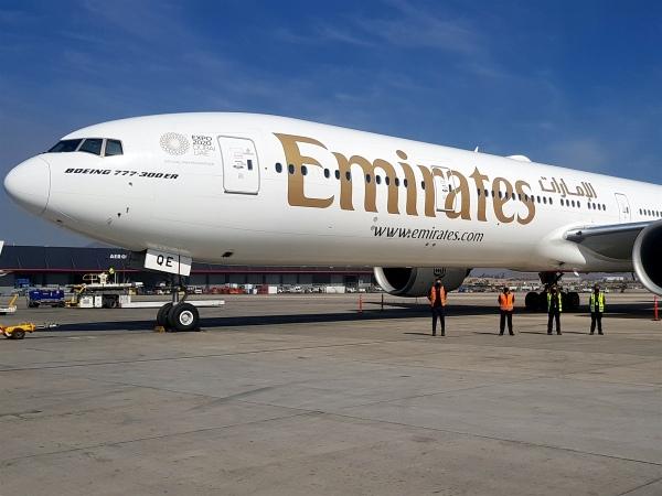 Emirates SkyCargo regresa a Chile con dos vuelos chárter para apoyar la cadena de suministro del país