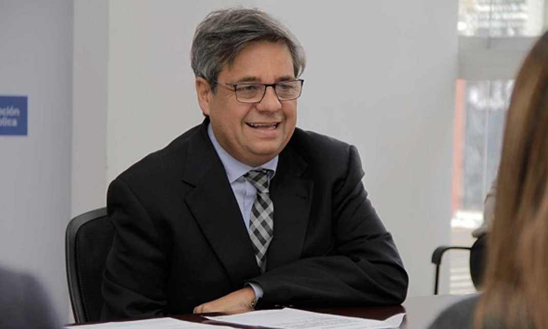 Función Pública, Fernando Grillo, Colombia
