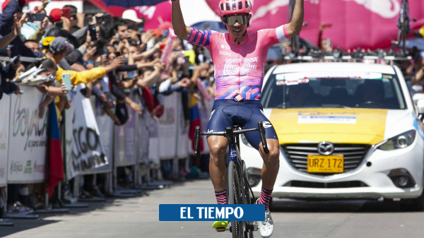 Entrevista: Sergio Higuita dice tener temor de ir a Europa por miedo a contagiarse del covid-19 - Ciclismo - Deportes