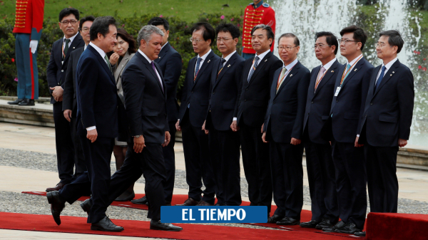 Entrevista con el embajador de Corea del Sur en Colombia - Asia - Internacional