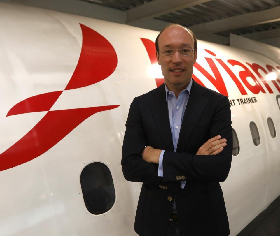 Entrevista con el presidente de Avianca sobre acogimiento a la ley de bancarrota en Estados Unidos - Sectores - Economía