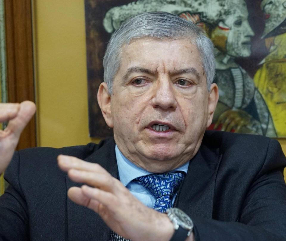 Expresidente César Gaviria habla sobre el problema de las drogas - Gobierno - Política