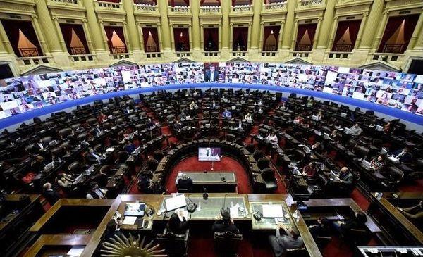 Llegó el día: el Congreso vuelve a sesionar con tecnología antipandemia