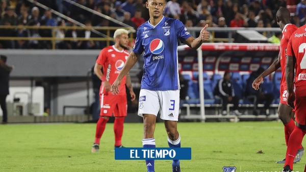 Millonarios confirma que Luciano Ospina ya fue operado de la rodilla - Fútbol Colombiano - Deportes
