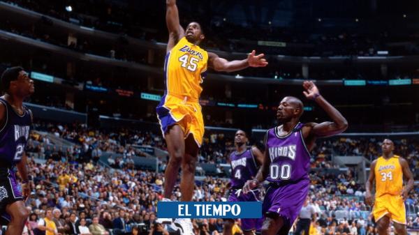 Perfil y entrevista EL TIEMPO A. C. Green el Ironman de Lakers y la NBA - Otros Deportes - Deportes