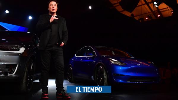 Pese a la pandemia, vehículos Tesla entran en exhibición en Colombia - Empresas - Economía
