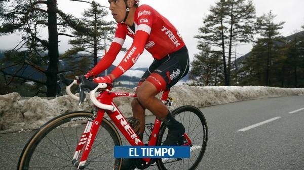 Pesistas colombianosentran en alerta por la sanción de Járlinson Pantano por dopaje - Ciclo Olímpico - Deportes