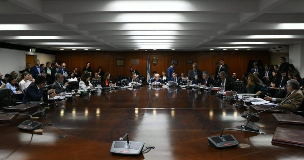 Polémica en el Consejo de la Magistratura por la falta de tecnología para juzgar a Cristina Kirchner