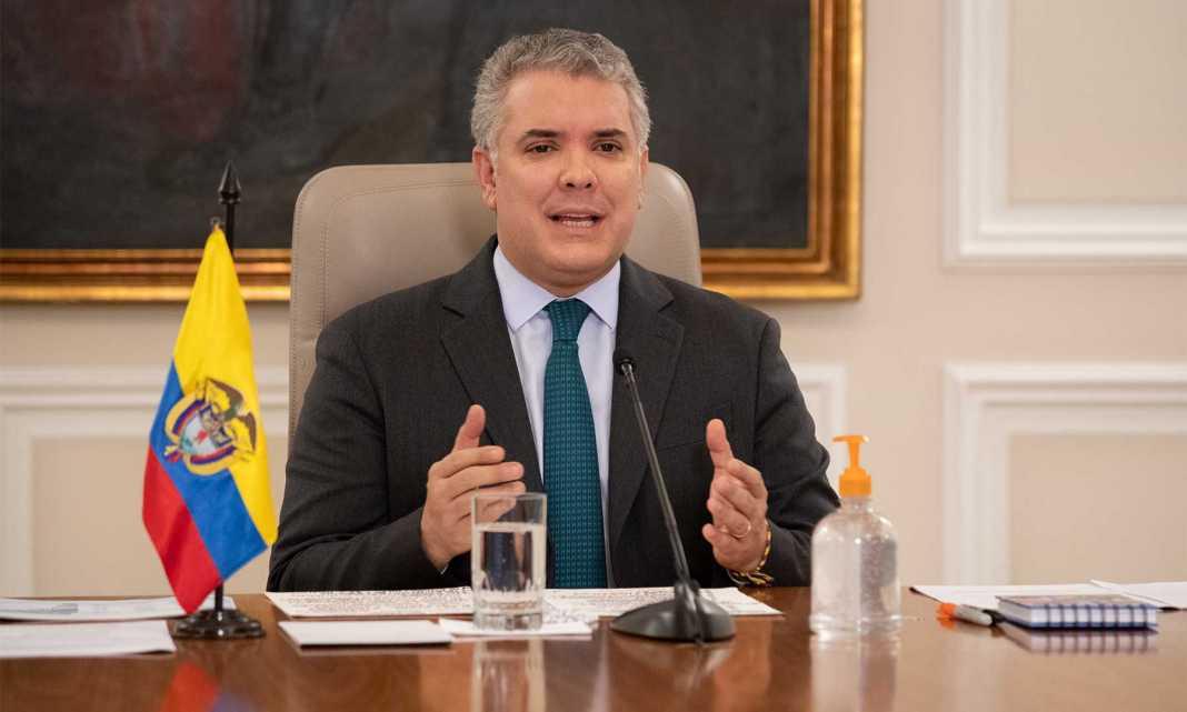 Prevención y Acción, coronavirus, covid-19, pandemia, Iván Duque, Presidente Duque, Colombia, Aislamiento Preventivo Obligatorio