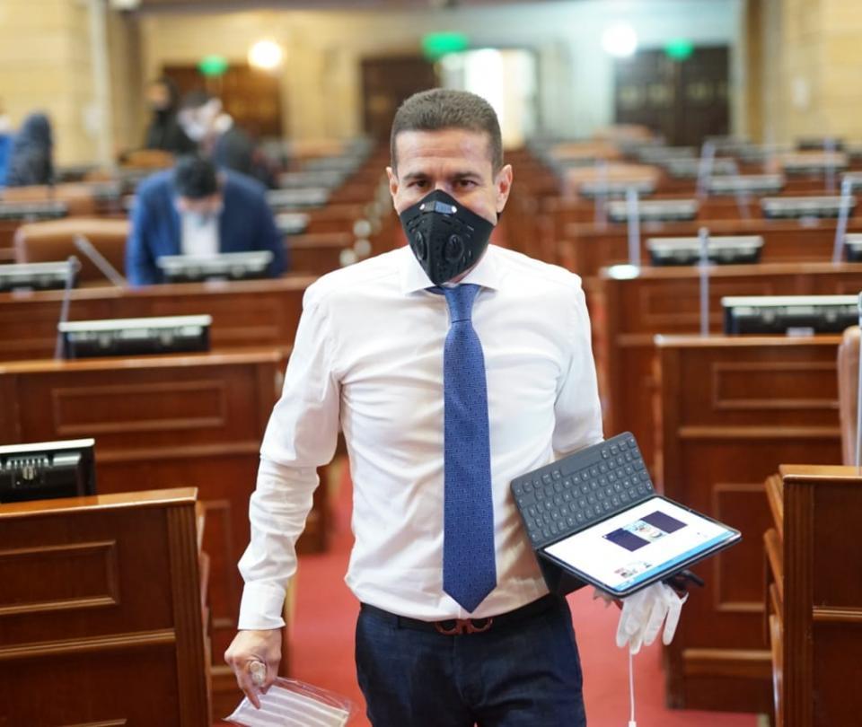 Sesión semipresencial en la Cámara, en medio de la confusión - Congreso - Política