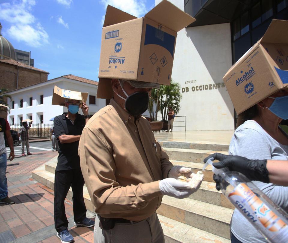 Solo han vuelto 12.000 trabajadores de 118.504 para reactivar a Cali - Cali - Colombia