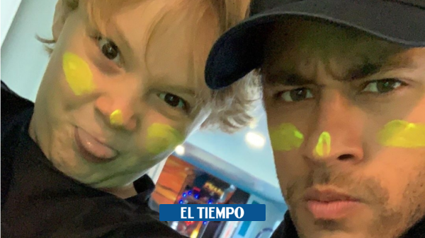 Video la broma de Neymar a su hijo con un huevo en el aislamiento - Fútbol Internacional - Deportes