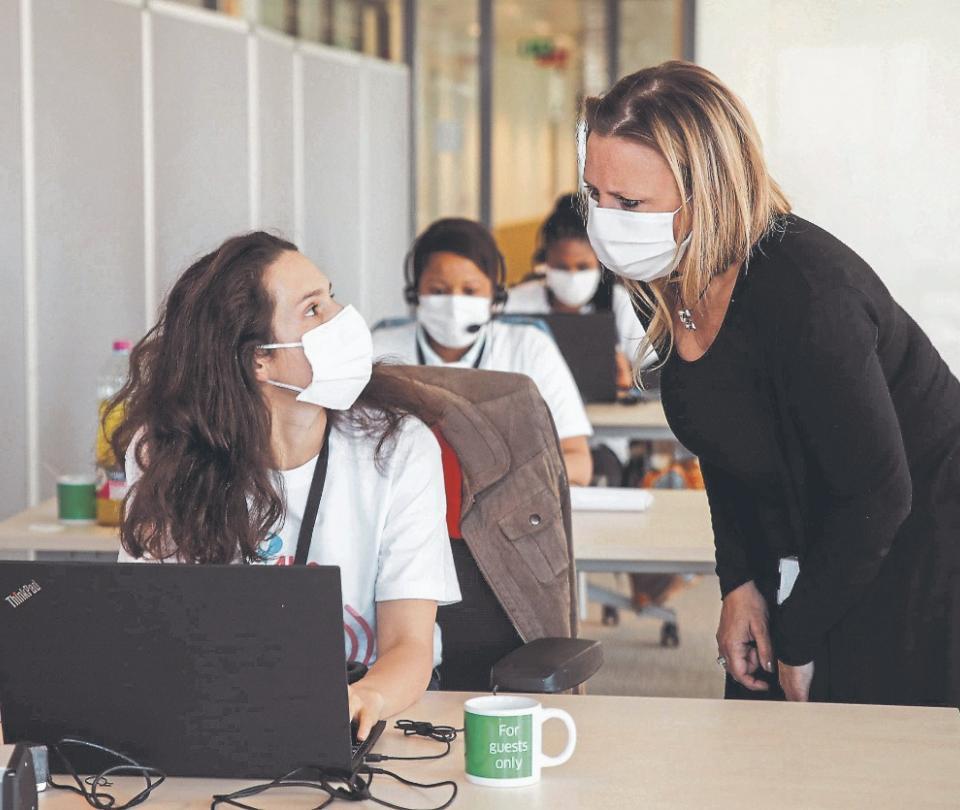 Volver al trabajo en medio de la pandemia, un desafío | Economía