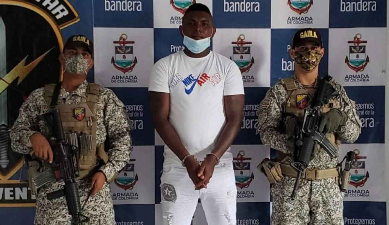 Cayó extorsionista que ganaba más de 100 millones de pesos al mes producto de la actividad criminal en Buenaventura