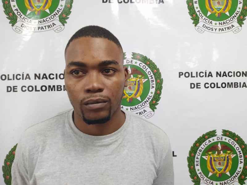 LA POLICÍA NACIONAL CAPTURÓ A ALIAS 'MAJAJA' PRESUNTO INTEGRANTE DEL GRUPO DELINCUENCIAL ORGANIZADO 'LA LOCAL'