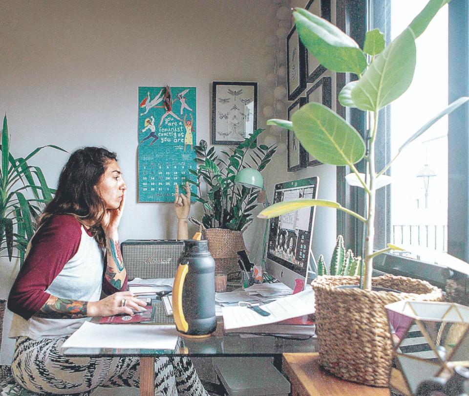 'Éxito del trabajo flexible está en las soluciones remotas'   Economía