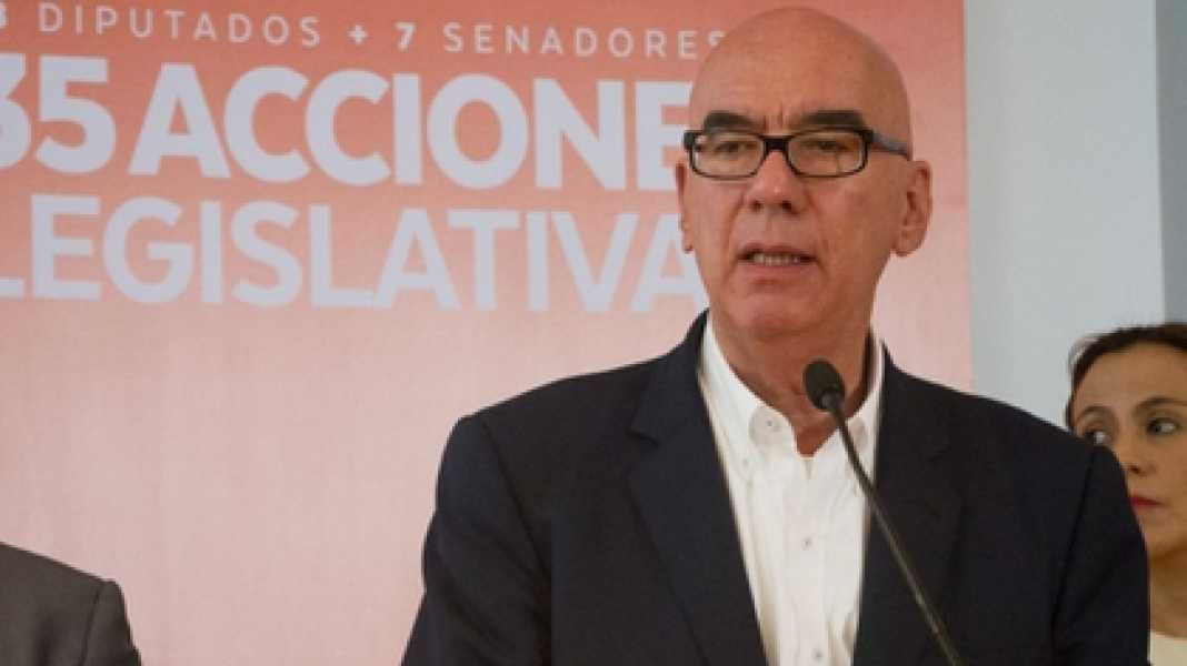 """El senador publicó una carta titulada """"Andrés Manuel: quien siembra vientos, recoge tempestades"""" (Foto: Cuartoscuro)"""